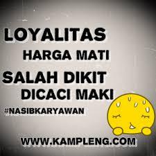 Loyalitas tanpa batas