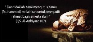 Islam adalah Agama Rahmatan Lil'alamin