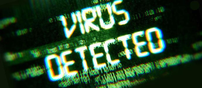 virus-detected
