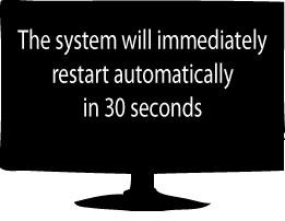 Virus penyebab komputer restart