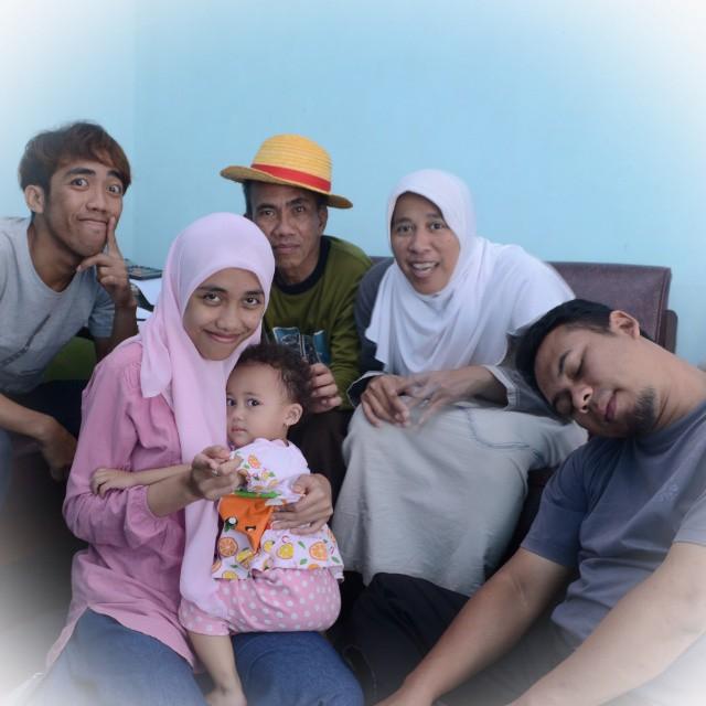 Keluarga Besar Aan