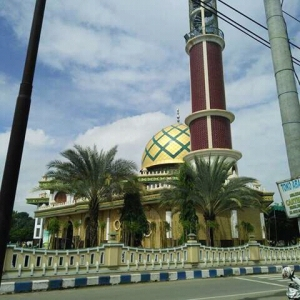 Masjid syaikhona Kholil Bangkalan