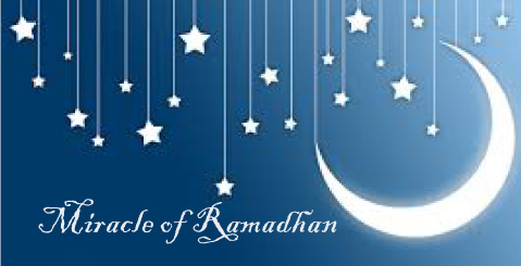 Miracle of ramadhan