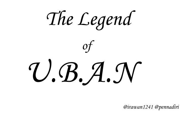 uban-legend