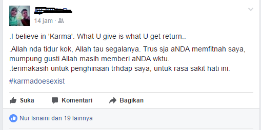 karma-di-facebook
