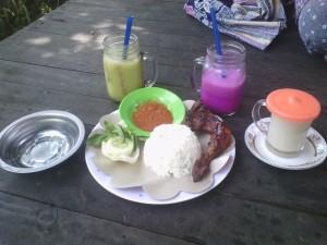 Kampung kuliner Pandaan