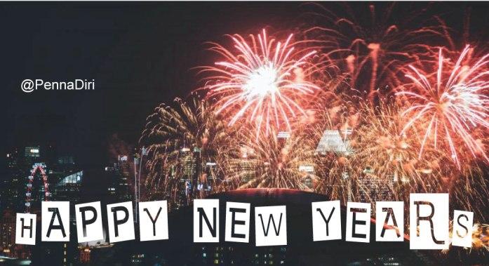 Malam tahun baru pada kemana nih?