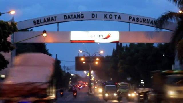 Selamat Datang Di Kota Pasuruan