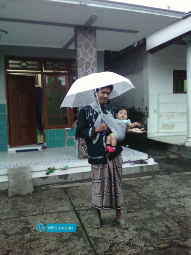 Gadis pecinta Hujan