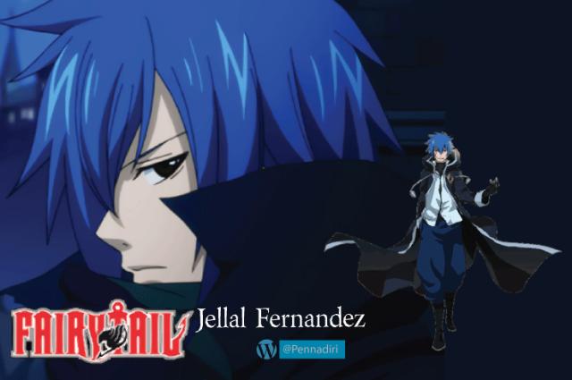 Jellal Fernandez - Karakter Penjahat Anime Yang Berubah Menjadi Baik