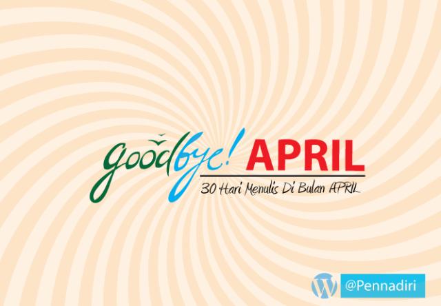 30 hari menulis di bulan april - hari ke-30 Harapan