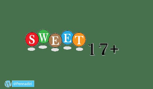 kado terindah Sweet Seventeen