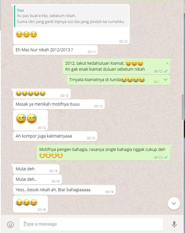 Chat dengan Notulen Group #Katakawan