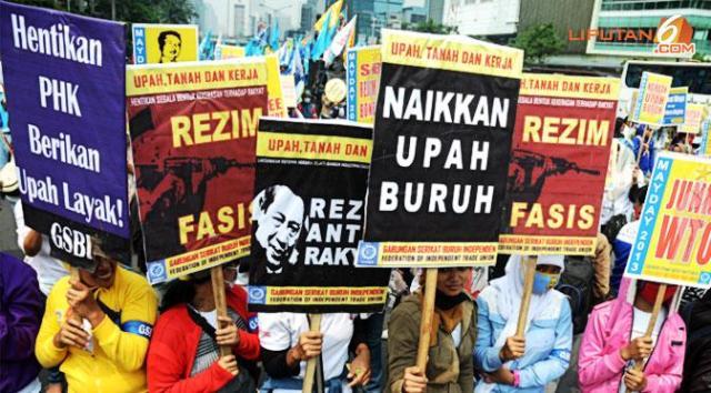 1 mei Hari buruh Internasional
