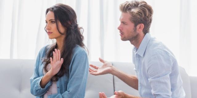Diam seribu bahasa adalah contoh wanita saat sedang marah