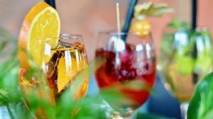 Es buah - minuman yang harus ada saat berbuka puasa