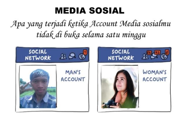 9. Tenggok Media Social Saat Ditinggal Beberapa Minggu Tidak Dibuka