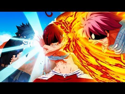 Rivalitas Natsu Dragneel vs Gray Fullbuster