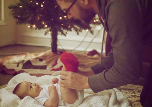 ayah zaman now itu Ikut Ngurusin Anak Meskipun Berurusan Dengan Hal Menjijikan