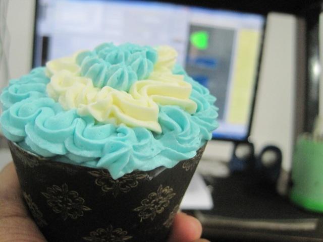 Cupcake Cantik Ala Dramatic Life Crew