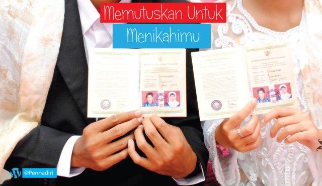 Adakah Penyesalan Dalam Sebuah Pernikahan